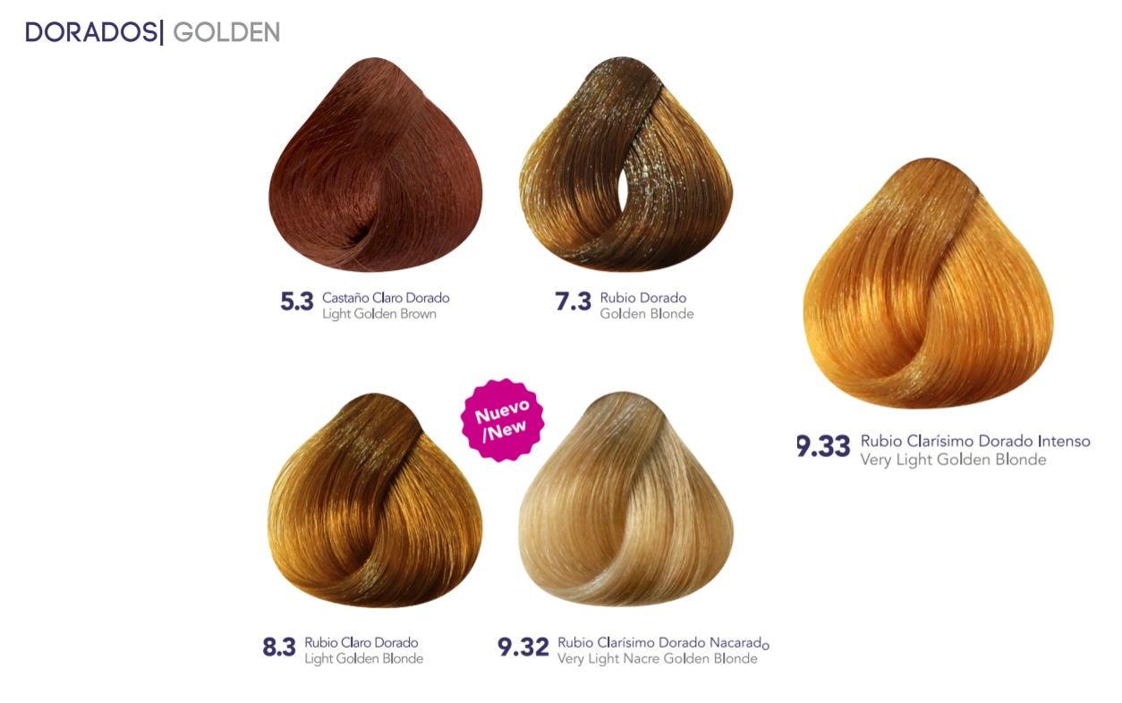 Hair Color Hidracolor Goldendorados Oc Barber And Salon Supply